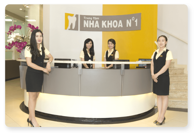 Cosmetic Dentistry Ho Chi Minh City Saigon Vietnam Nha Khoa Number One