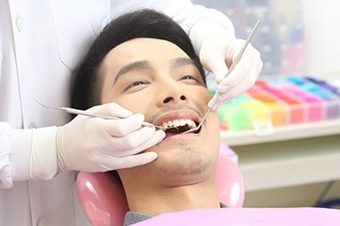 Dental cleaning HCMC